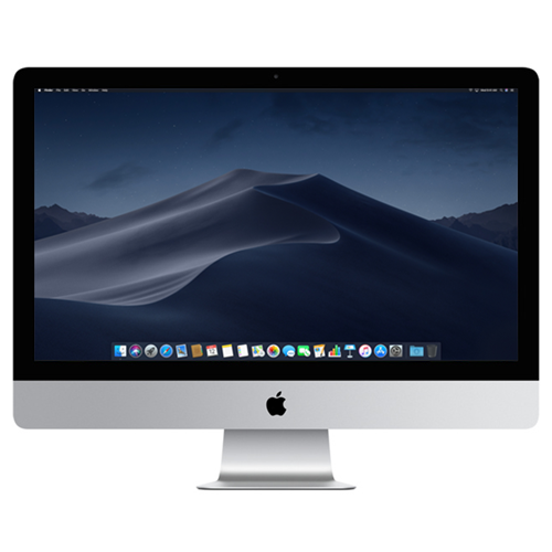 iMac 27 Retina 5K i5-9600K / 8GB / 512GB SSD / Radeon Pro 580X 8GB / macOS / Silver (2019)