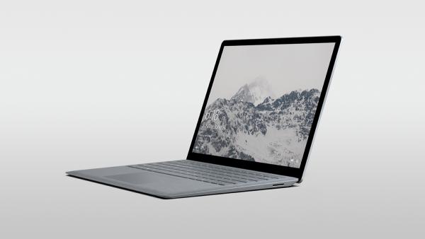 Microsoft Surface Laptop i5-7300U/8GB/256GB SSD/Windows 10S Srebrny