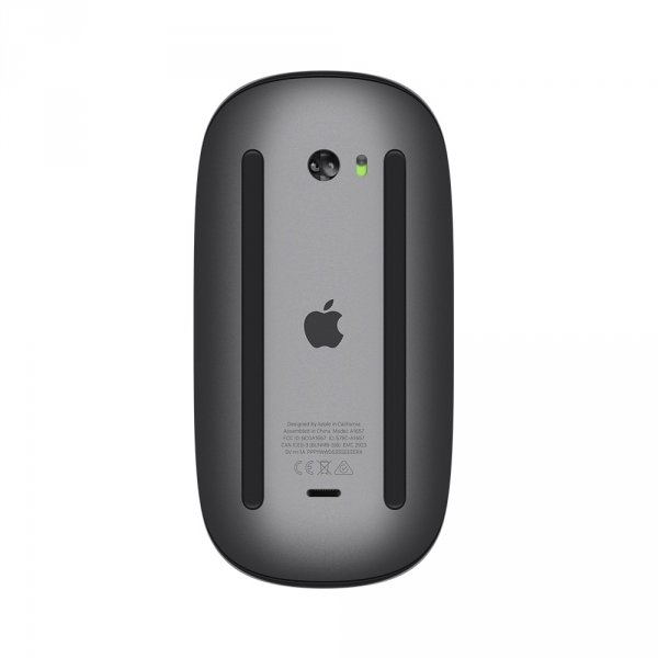 Mysz Apple Magic Mouse 2 Space Gray (gwiezdna szarość)