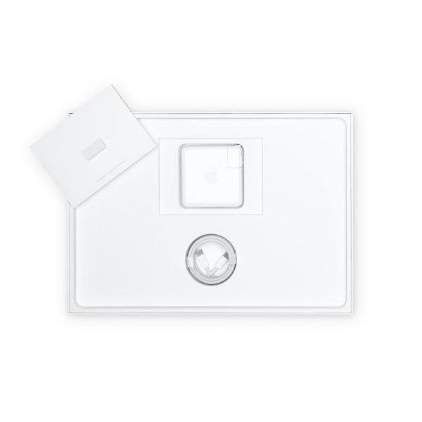 MacBook Pro 16 Retina Touch Bar i7-9750H / 32GB / 512GB SSD / Radeon Pro 5500M 4GB / macOS / Silver (srebrny)