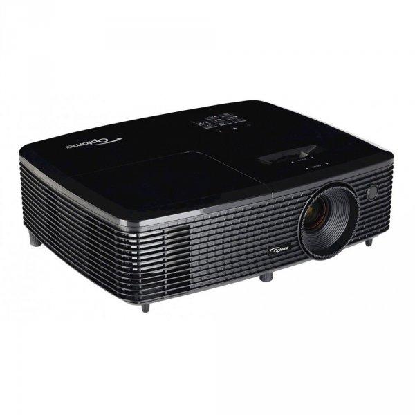 Projektor OPTOMA W340 DLP WXGA Full 3D 16:10 20000:1 HDMI VGA