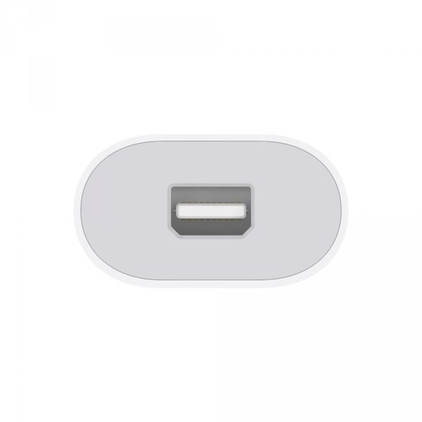 Apple Przejściówka z portu Thunderbolt 3 (USB-C) na Thunderbolt 2