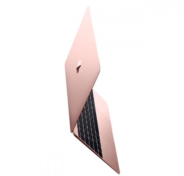 MacBook 12 Retina i5-7Y54/8GB/256GB/HD Graphics 615/macOS Sierra/Rose Gold