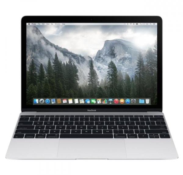 MacBook 12 Retina i5-7Y54/8GB/512GB/HD Graphics 615/macOS Sierra/Silver