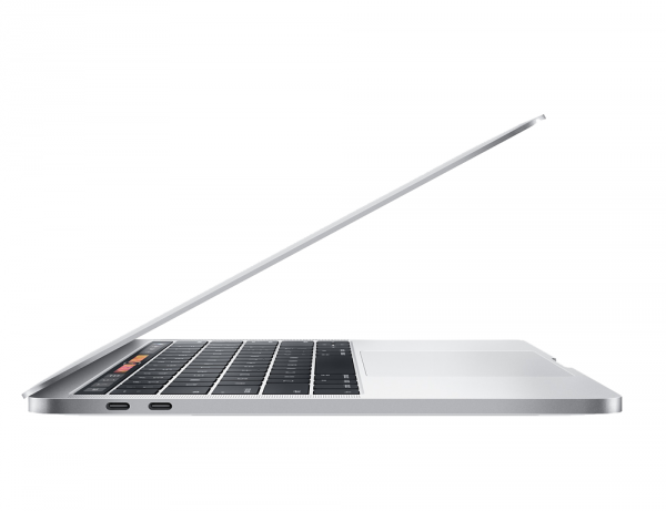 MacBook Pro 13 Retina TouchBar i7-7567U/16GB/1TB SSD/Iris Plus Graphics 650/macOS Sierra/Silver