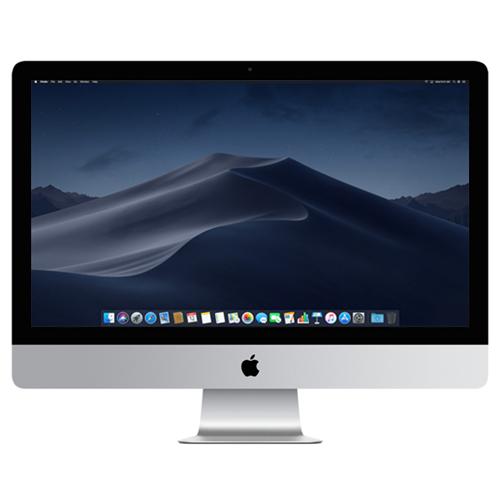 iMac 27 Retina 5K i5-8600 / 8GB / 1TB Fusion Drive / Radeon Pro 575X 4GB / macOS / Silver (2019)