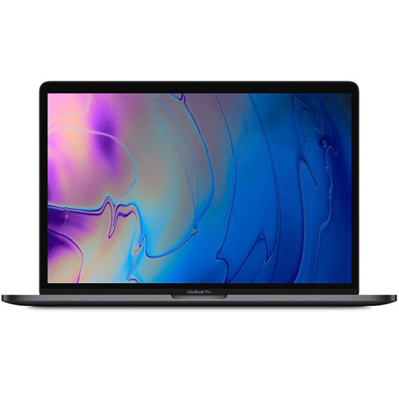 MacBook Pro 15 Retina Touch Bar i9-9980HK / 16GB / 4TB SSD / Radeon Pro 555X / macOS / Space Gray (2019)