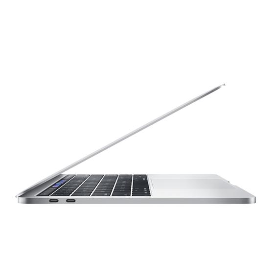 MacBook Pro 13 Retina Touch Bar i5 2,4GHz / 16GB / 512GB SSD / Iris Plus Graphics 655/ macOS / Silver (2019)