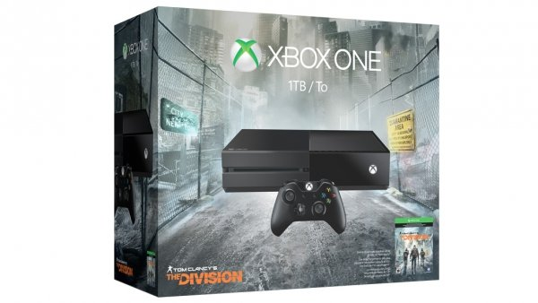 Microsoft XBOX ONE 1TB + Tom Clancy's® The Division