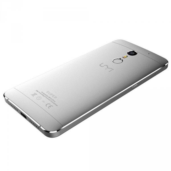 """Smartfon Umi Super 32GB LTE 5,5"""" (szary) POLSKA DYSTRYBUCJA"""