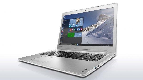 Lenovo Ideapad 510-15 i3-6100U/4GB/1TB/Win10 GF940MX Biały