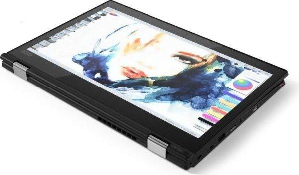 """Lenovo ThinkPad L380 Yoga Core i3-8130U 8GB 256GB SSD Intel HD 620 13,3""""FHD Touch Win10Pro"""