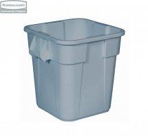Kontener BRUTE® kwadrat 106L Gray