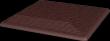 Paradyż Natural Brown Stopnica Narożna Duro 30x30