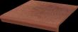 Paradyż Taurus Brown Kapninos Stopnica Prosta 30x33