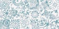 Cersanit Dekorina White Inserto Matt 29,7x60