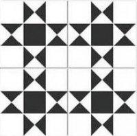 Dual Gres Cardiff White 45x45