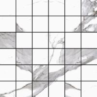 Cerrad Calacatta White Mozaika Mat 29,7x29,7
