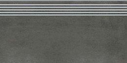 Opoczno Grava Graphite Steptread 29,8x59,8