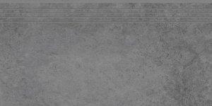 Cerrad Tacoma Grey Stopnica 29,7x59,7