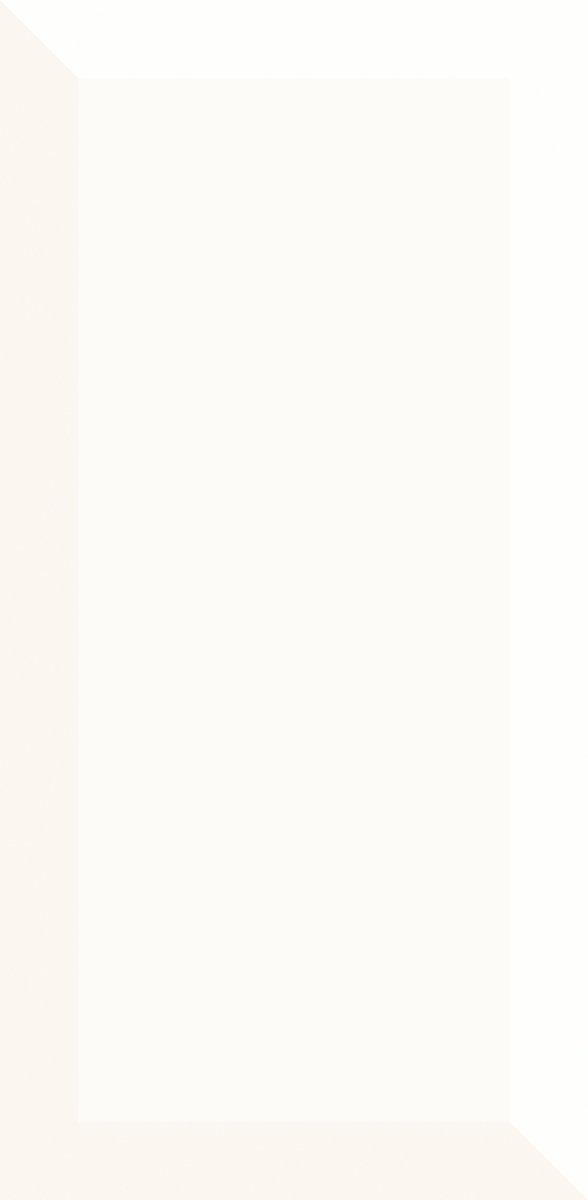 Paradyż Tamoe Kafel Bianco 9,8x29,8