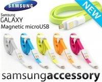 Kabel micro USB Samsung Galaxy Magnetic Magnetyczny