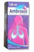AMBROSOL 0,15 syrop 120ml