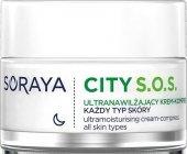 SORAYA*CITY Krem noc&