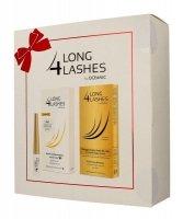 Long 4 Lashes Zestaw prezentowy (serum do rzęs 3ml+tusz do rzęs 10ml)