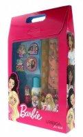 Uroda for Kids Zestaw prezentowy Barbie (dezodorant spray 100ml+balsam do ust+lalka))