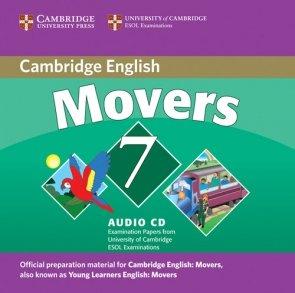 Cambridge English Movers 7 CD