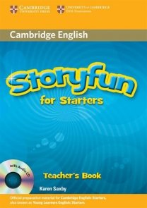 Storyfun for Starters Teacher's Book + CD