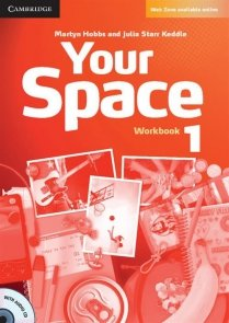 Your Space 1 Workbook + CD