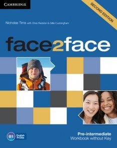 face2face Pre-intermediate Workbook without Key