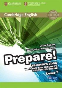 Cambridge English Prepare! 7 Teacher's Book