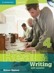 Cambridge English Skills Real Writing 4 with answers + CD