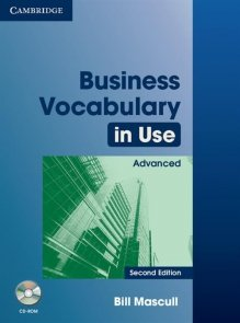 Business Vocabulary in Use Advanced + CD