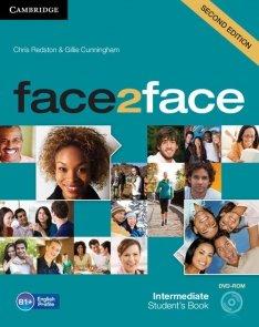 face2face Intermediate Student's Book + DVD