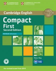 Compact First Workbook with Answers