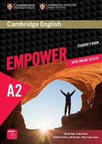 Cambridge English Empower Elementary Student's Book with online access