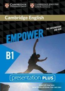 Cambridge English Empower Pre-Intermediate Presentation Plus
