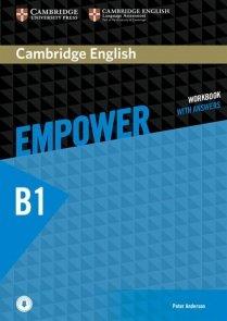 Cambridge English Empower Pre-intermediate Workbook with answers