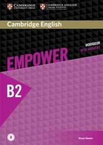 Cambridge English Empower Upper Intermediate Workbook with answers