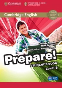 Cambridge English Prepare! 5 Student's Book