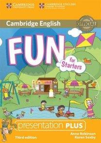 Fun for Starters Presentation Plus DVD