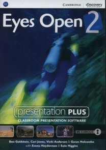 Eyes Open 2 Presentation Plus DVD