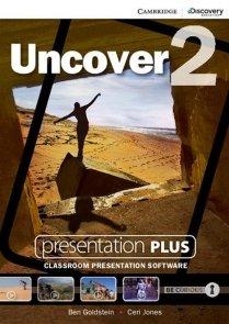 Uncover 2 Presentation Plus DVD
