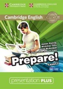 Cambridge English Prepare! 7 Presentation Plus