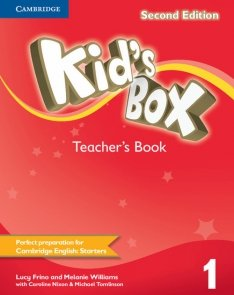 Kid's Box 1 Teacher's Book