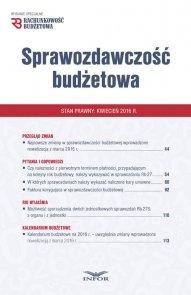 Sprawozdawczość Budżetowa